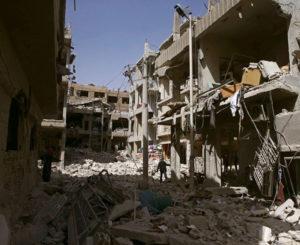 16 niños mueren por ataque aéreo en Siria