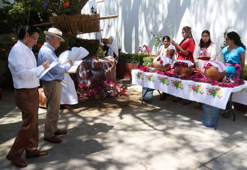 Gran festejo en El Imparcial: La Samaritana