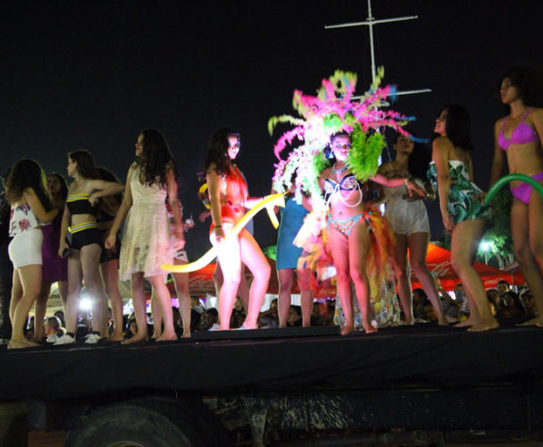 Rescatan carnaval de Salina Cruz, Oaxaca
