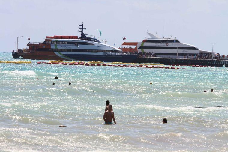 Ante alerta de EU, Playa del Carmen se defiende | El Imparcial de Oaxaca