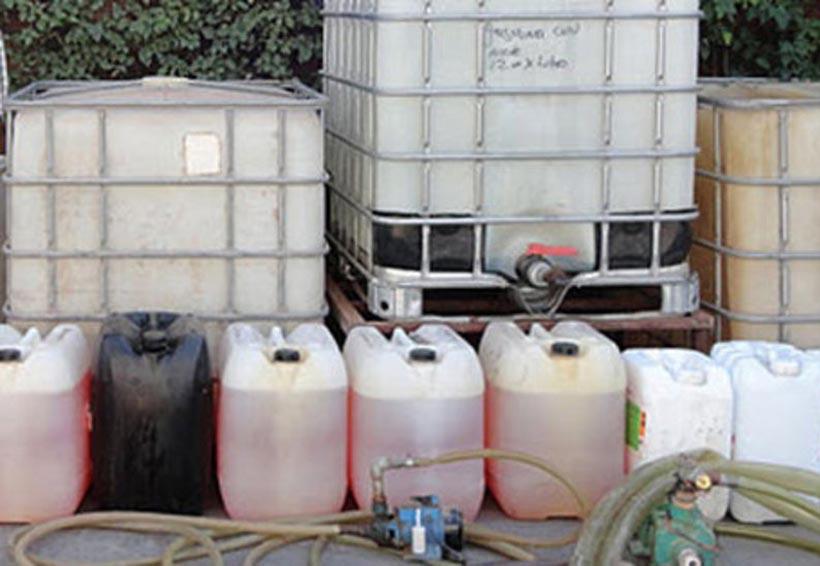 Aseguran 59 mil litros de hidrocarburo en Oaxaca | El Imparcial de Oaxaca