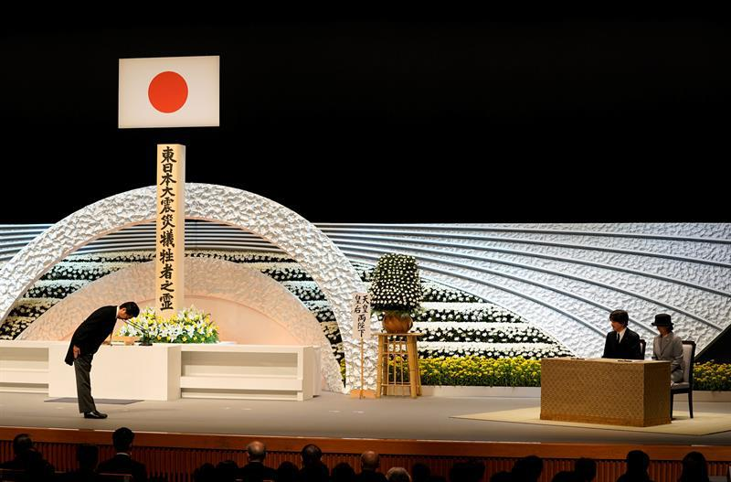 Japón conmemora siete años del tsunami y accidente nuclear de Fukushima | El Imparcial de Oaxaca