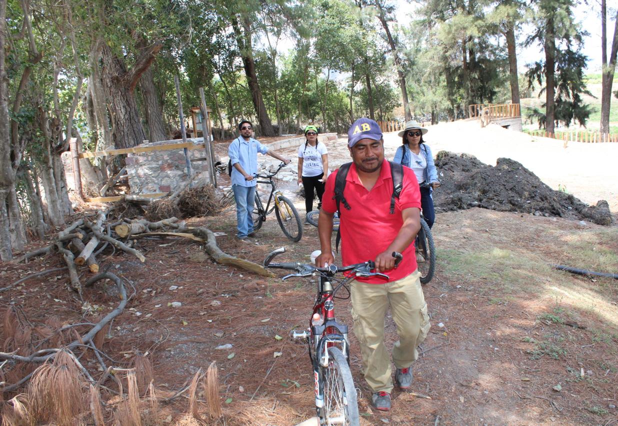 Tamazulápam del Progreso se fortalece para recibir turistas