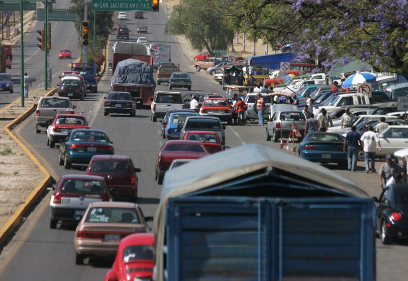 En Oaxaca, alertan por red de gestores que falsifican placas foráneas | El Imparcial de Oaxaca