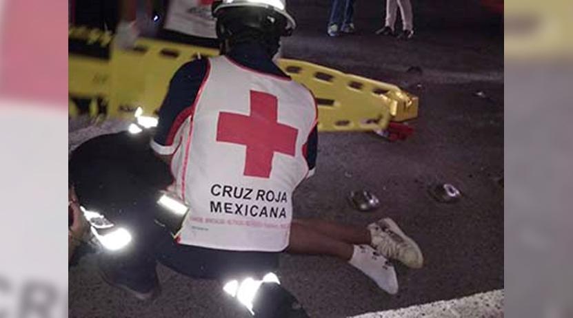 Camioneta arrolla a dos jóvenes en carretera Huajupan – Oaxaca; iban en moto | El Imparcial de Oaxaca