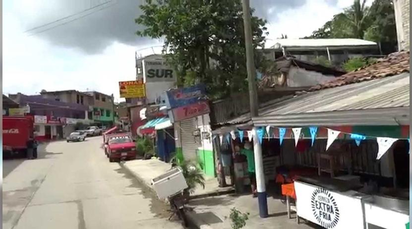 Asaltan a conductor  en Putla de Guerrero | El Imparcial de Oaxaca