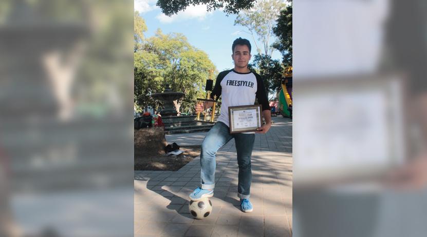 Ángel Amador, un orgullo oaxaqueño | El Imparcial de Oaxaca