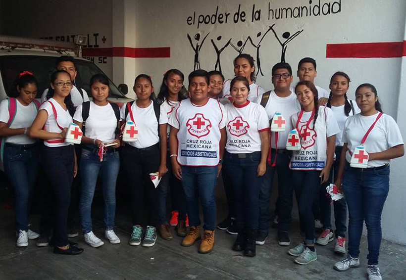 Arrancará colecta  anual la Cruz Roja en el Istmo de Oaxaca | El Imparcial de Oaxaca