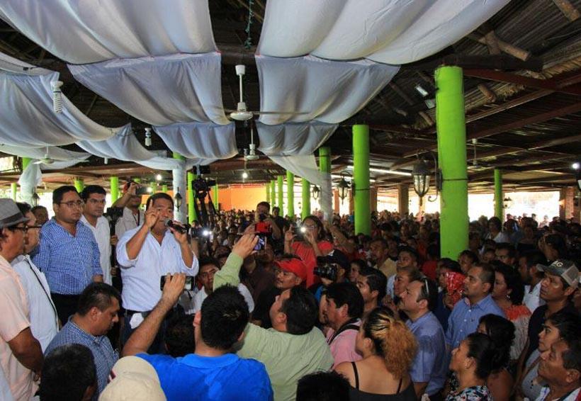 Bautista rechaza a Morena;  acaparan regidurías, acusa | El Imparcial de Oaxaca