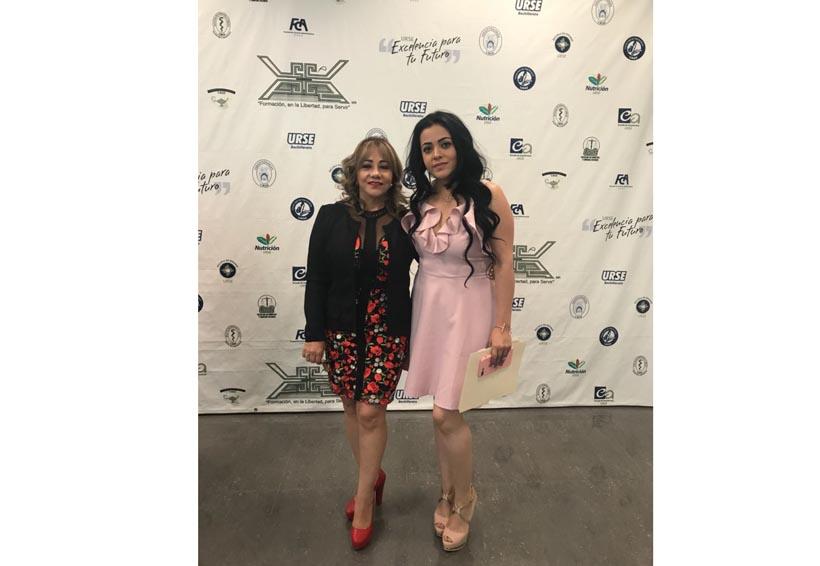 Mireyra Alejandra, nueva profesionista