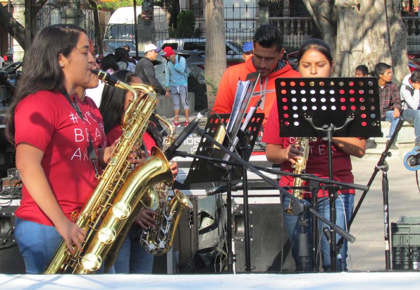 Celebran el Cuarto  Viernes del Llano en Oaxaca