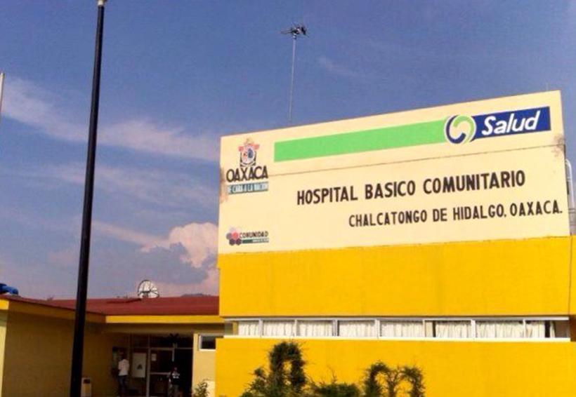 Cierran las puertas del  hospital de Chalcatongo de Hidalgo, Oaxaca