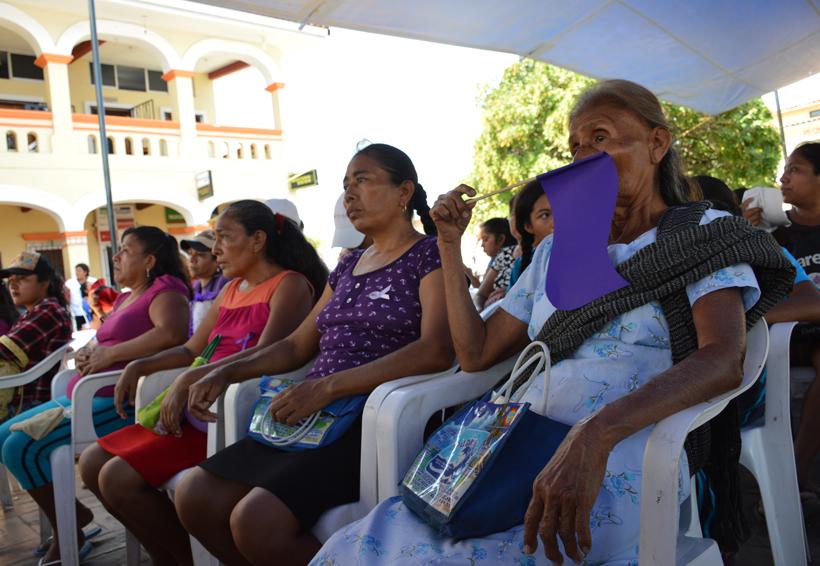 Conmemoran Día  Internacional  de la Mujer en Villa de Tututepec, Oaxaca | El Imparcial de Oaxaca