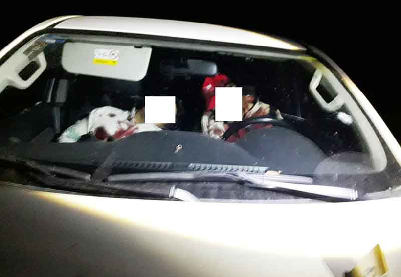 Ejecutan a tres sujetos en una camioneta | El Imparcial de Oaxaca