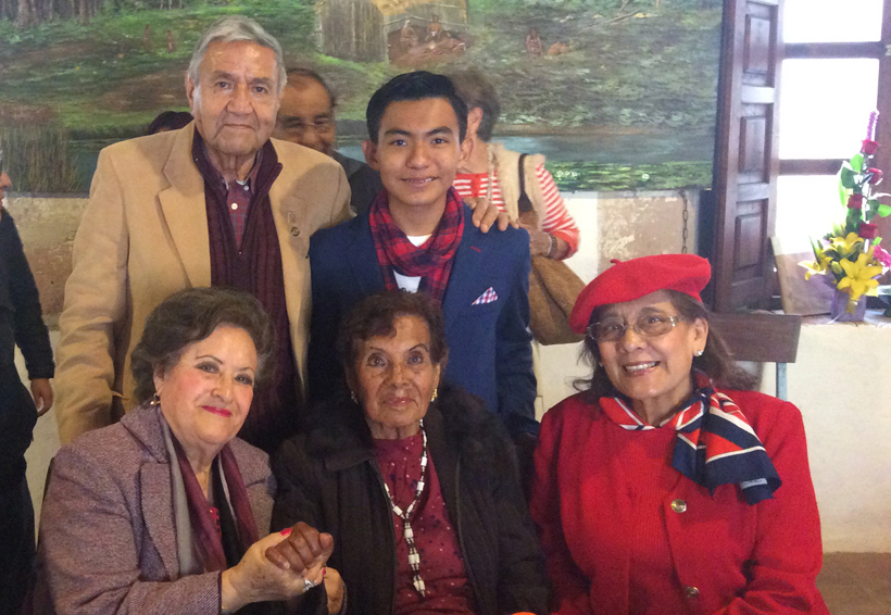 Doña María del Carmen, un siglo de vida y de memorias | El Imparcial de Oaxaca