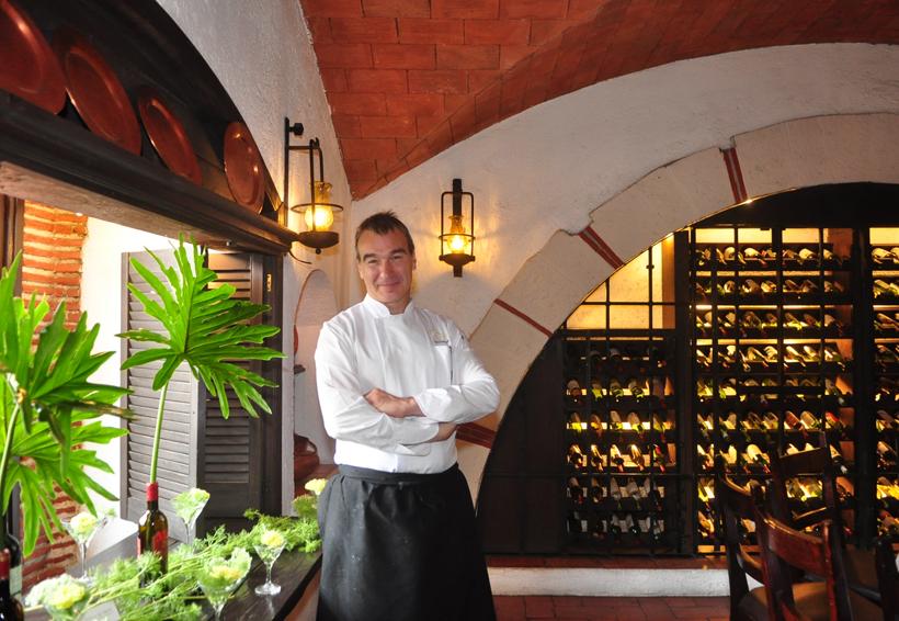 Llega el chef Pablo San Román a la cocina del Asador Vasco