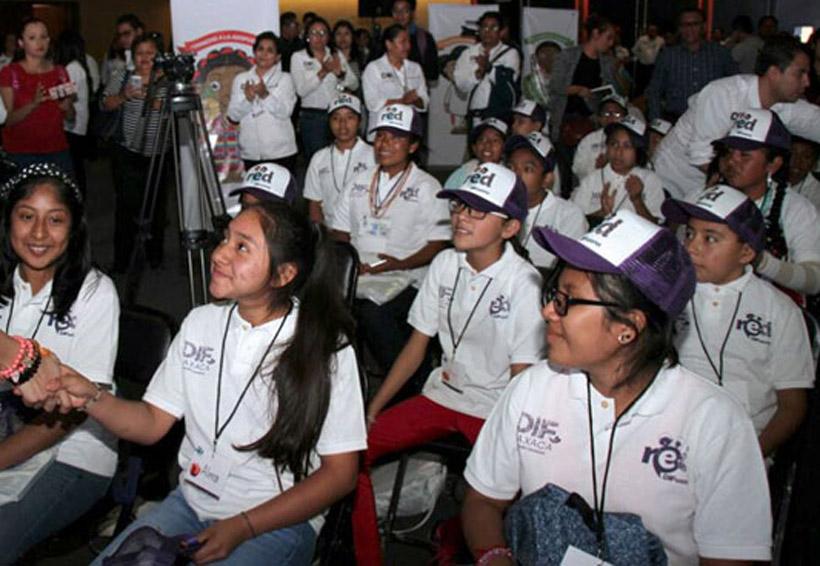 En Oaxaca, nombran difusor de Derechos de la niñez | El Imparcial de Oaxaca