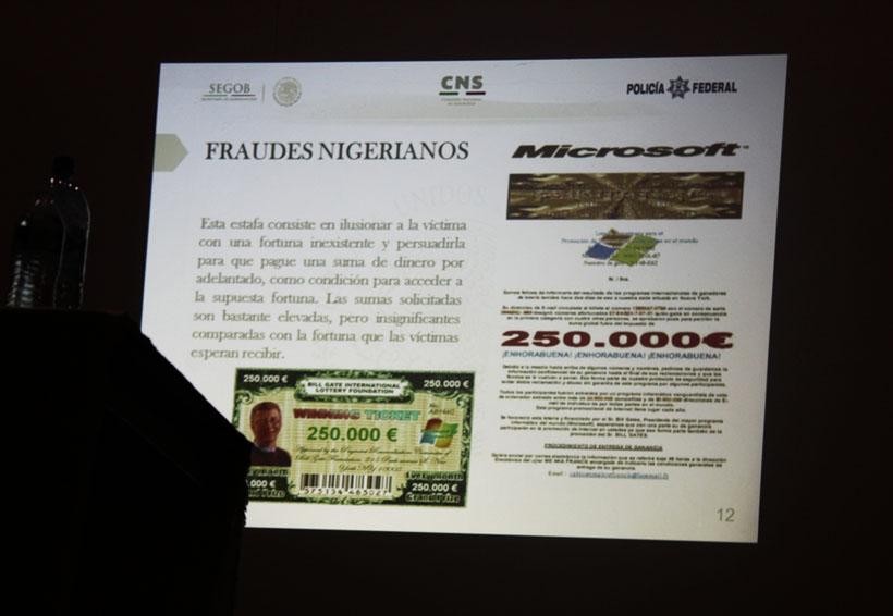 Delitos cibernéticos, cada vez más viralizados en la Mixteca de Oaxaca