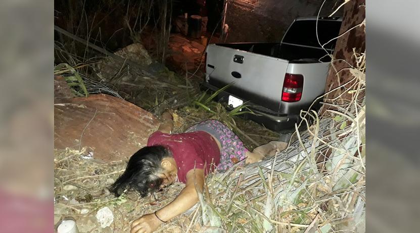 Muere mujer por golpe de 'trucka' en San José Lachiguiri | El Imparcial de Oaxaca