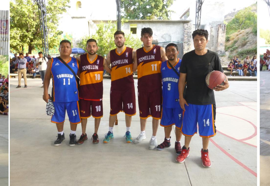 Todo un éxito torneo  de basquetbol anual  en San José del Chilar. Noticias en tiempo real
