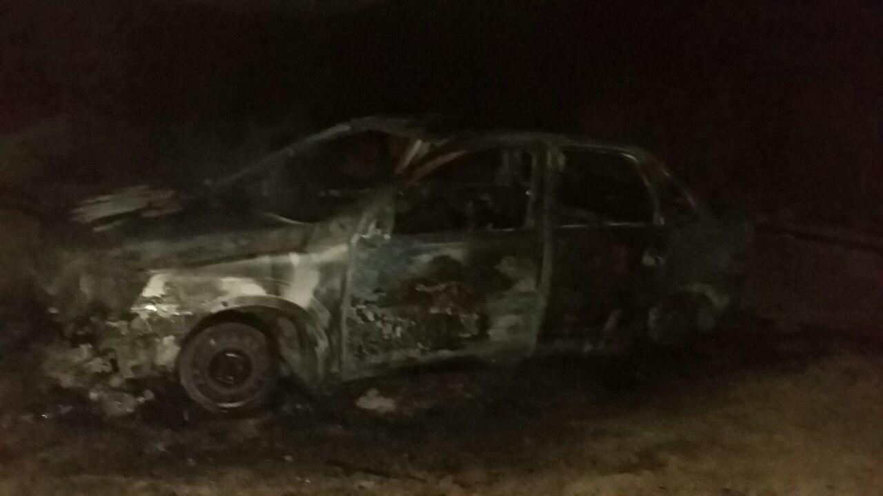 Auto se quemó todito en Huatulco | El Imparcial de Oaxaca