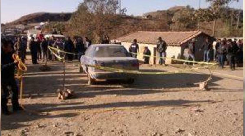 En emboscada ejecutan a agente suplente en la Mixteca Alta de Oaxaca | El Imparcial de Oaxaca