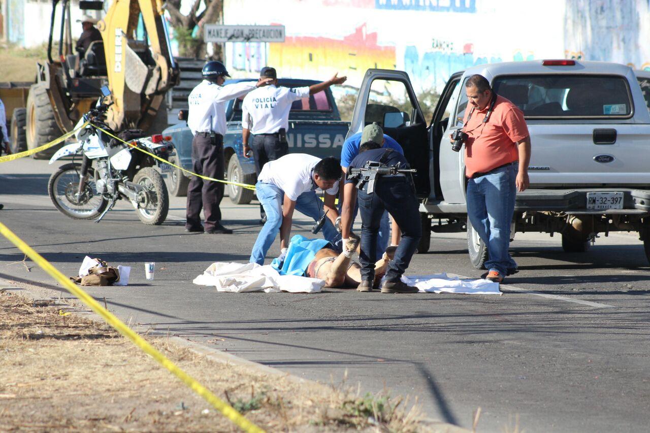 Taxi foráneo arrolla a hombre en Etla | El Imparcial de Oaxaca