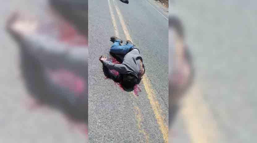 Muere atropellado en carretera Juchitán-La Ventosa, Oaxaca | El Imparcial de Oaxaca
