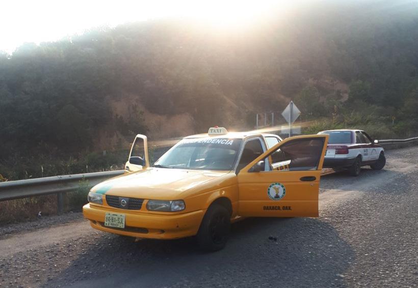Hampón roba taxi y lo abandona en Tepuxtepec, Oaxaca | El Imparcial de Oaxaca