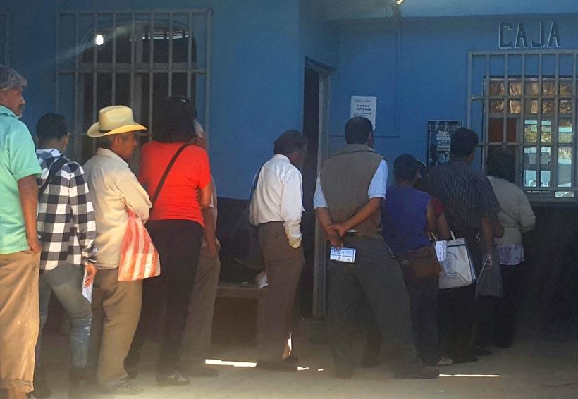 Arrastra SAPAO déficit por 120 mdp | El Imparcial de Oaxaca