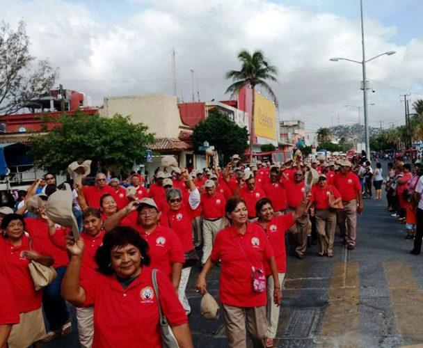 Conmemoran Expropiación Petrolera en Salina Cruz, Oaxaca