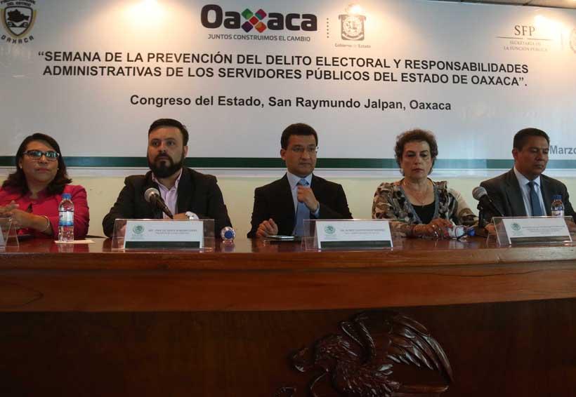 Anuncian policías de investigación electoral | El Imparcial de Oaxaca