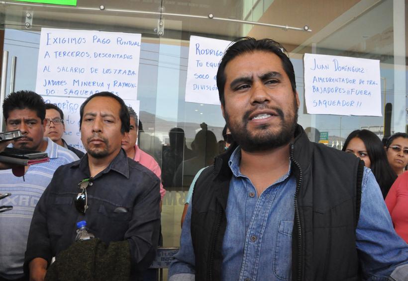 Levanta paro el SUTCOBAO | El Imparcial de Oaxaca