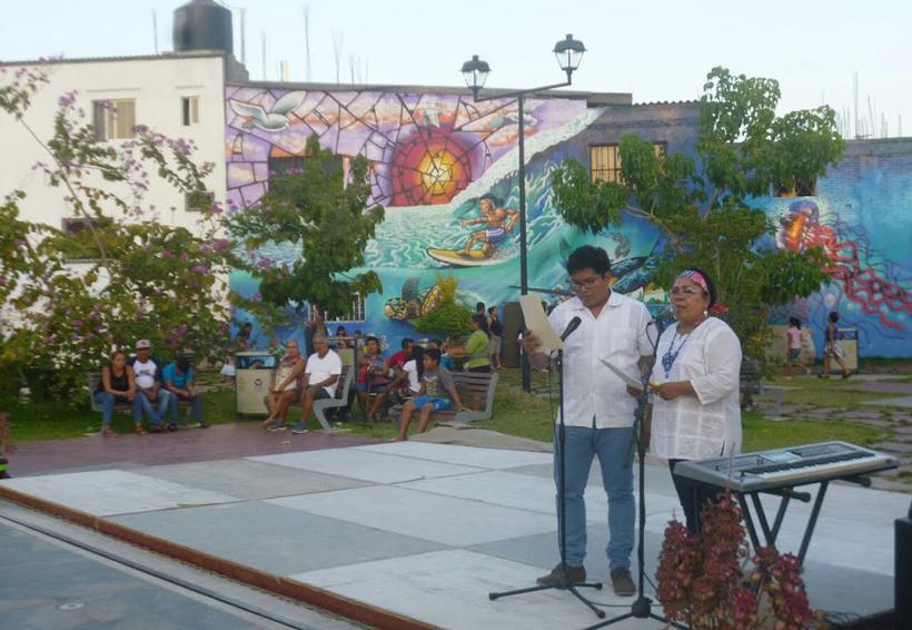 Inicia el proyecto la Casa  de la Cultura Ambulante en la Costa de Oaxaca