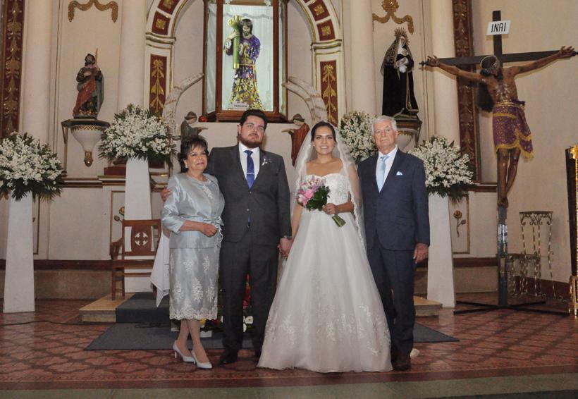 Rodrigo & María Fernanda unen sus vidas