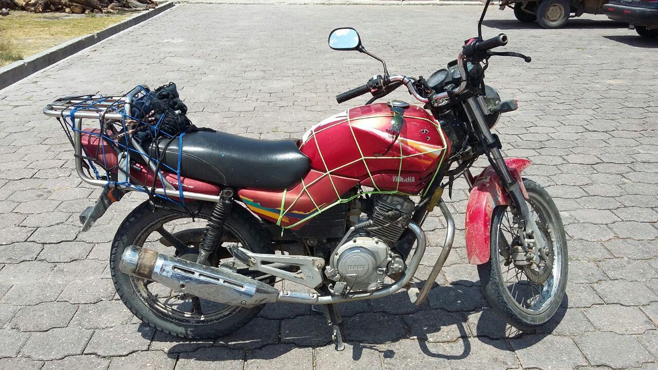 Incautan dos motocicletas y una pistola en Villa de Morelos Coixtlahuaca | El Imparcial de Oaxaca