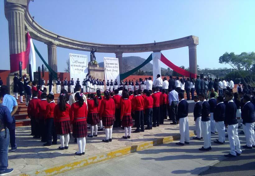 Llaman a respetar y resguardar las leyes en la Mixteca de Oaxaca. Noticias en tiempo real