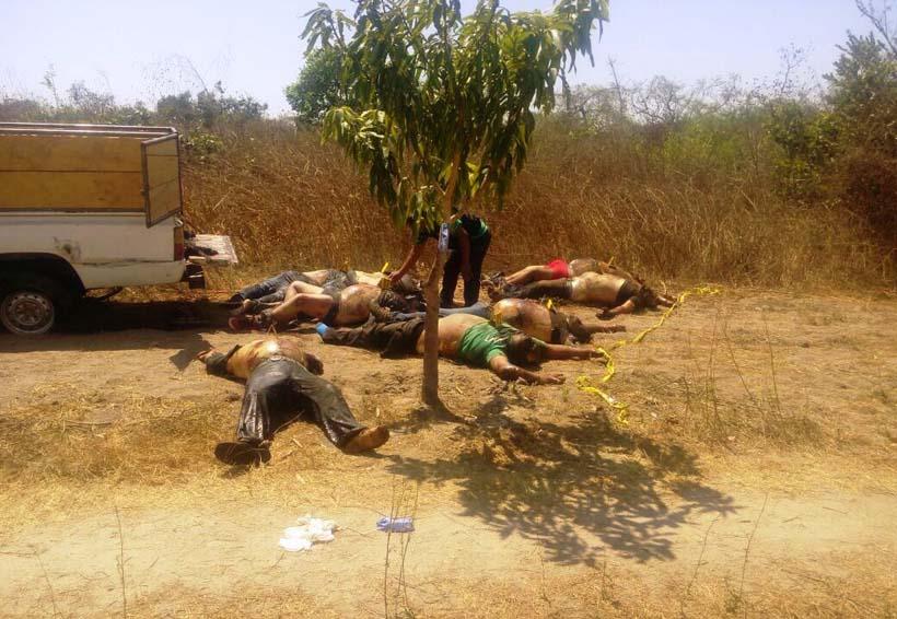 Identifican a ejecutados en Tapanatepec, Oaxaca | El Imparcial de Oaxaca