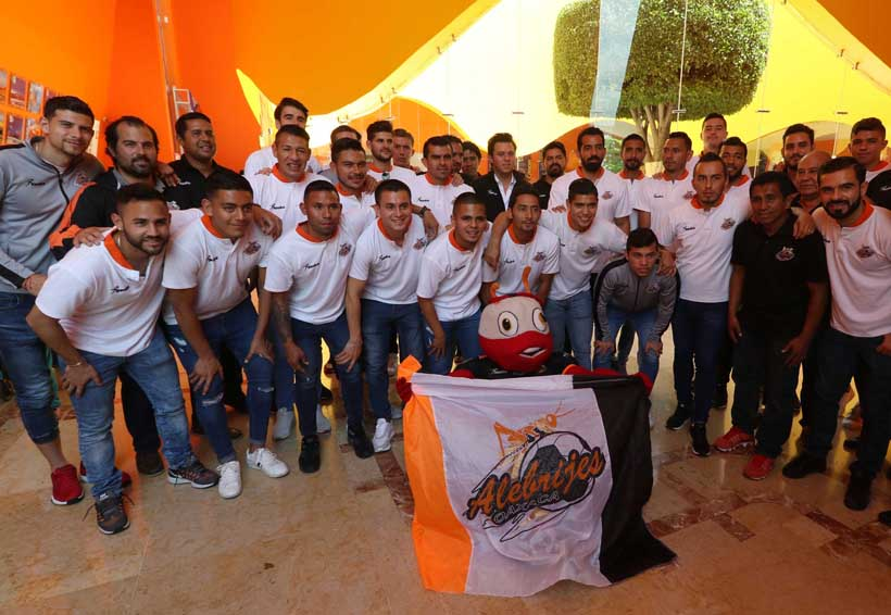 Visita Alebrijes al CRIT Oaxaca | El Imparcial de Oaxaca