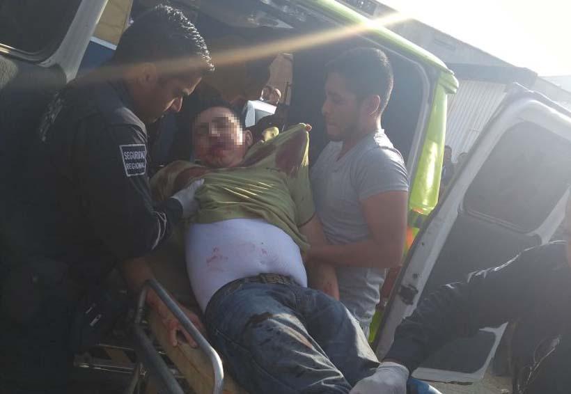 Atacan a balazos a maestros de S-22, Ciudad Ixtepec, Oaxaca