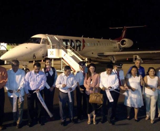 Más conectividad aérea  turística para Huatulco, Oaxaca