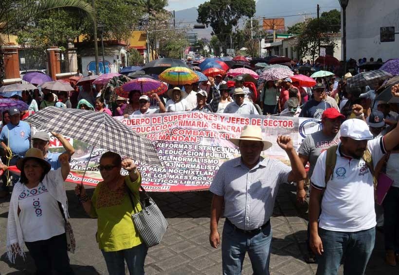 Convoca gobernador de Oaxaca a Sección 22 a retornar a las aulas | El Imparcial de Oaxaca