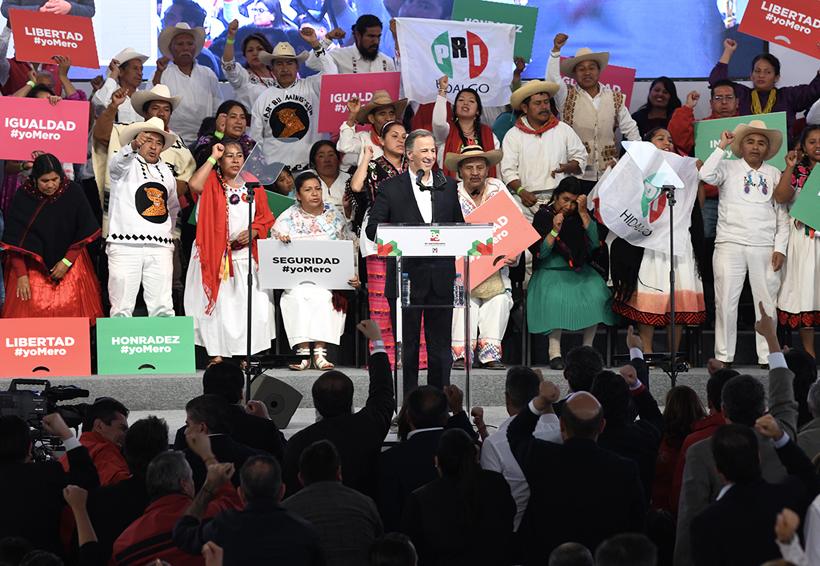Meade pide a Anaya afrontar malas decisiones patrimoniales   El Imparcial de Oaxaca
