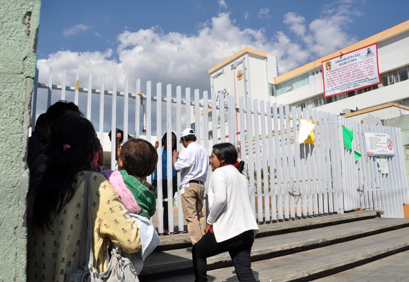 Mantienen paro parcial en 12 hospitales de los Servicios de Salud de Oaxaca | El Imparcial de Oaxaca