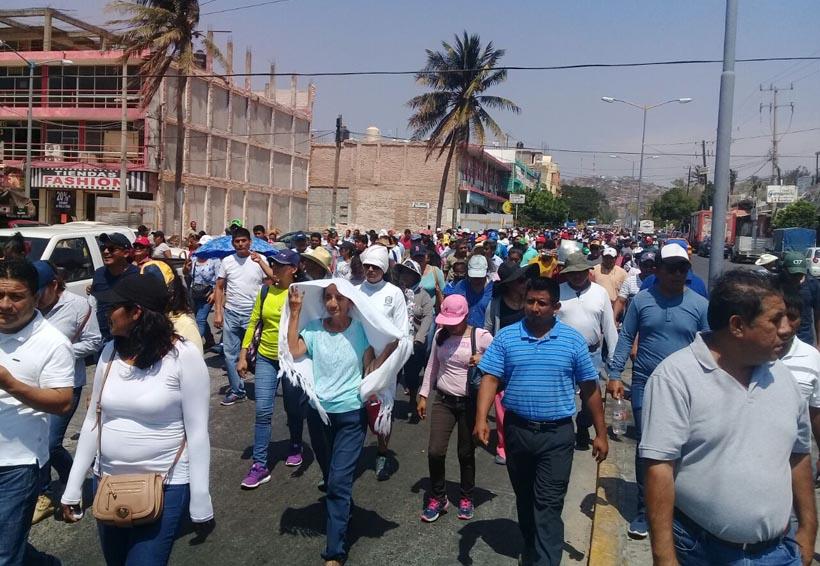 Magisterio sigue paro de 72 horas en el Istmo de Oaxaca   El Imparcial de Oaxaca