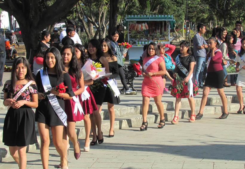 Desangelado, tercer paseo floral de Cuaresma en Oaxaca | El Imparcial de Oaxaca