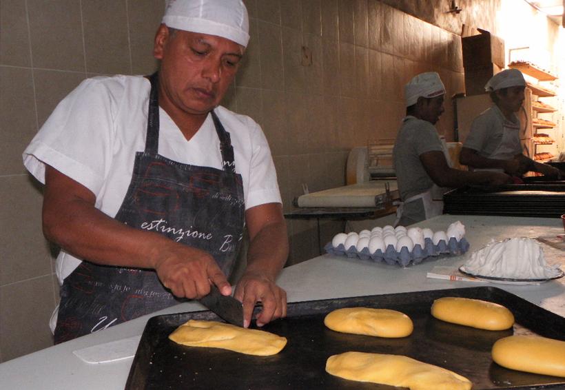 Panaderos de Oaxaca, en crisis