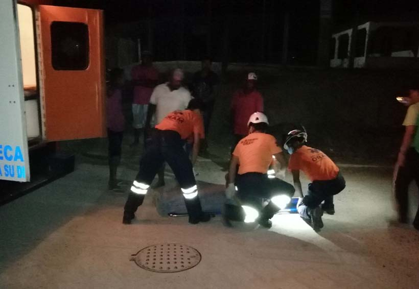 Ebrio intenta suicidio; acaba en el hospital | El Imparcial de Oaxaca