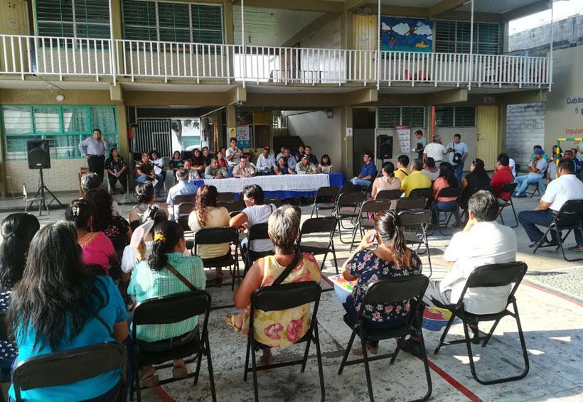 Piden atención a escuelas del Istmo de Oaxaca | El Imparcial de Oaxaca