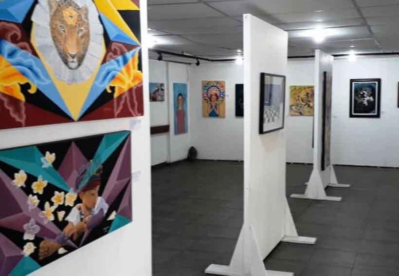 Presenta Casa de la Cultura de Tuxtepec exposición pictórica | El Imparcial de Oaxaca